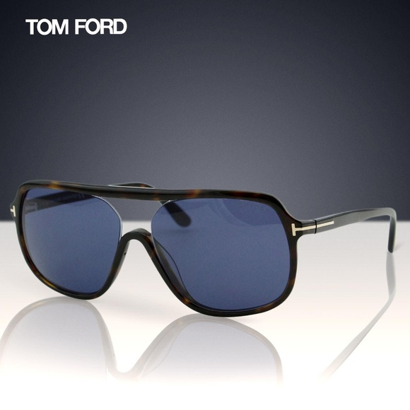 8940dbac641c Tom Ford Robert Aviator Sunglasses FT-0442-52V